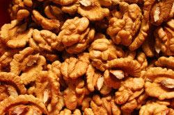 Грецкие орехи - минералы и витамины