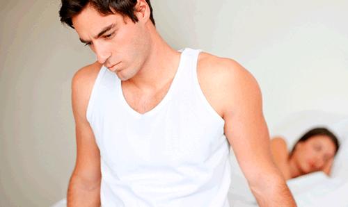 Эректильная дисфункция у мужчины
