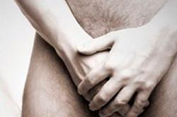 Боль при ушибе половых органов