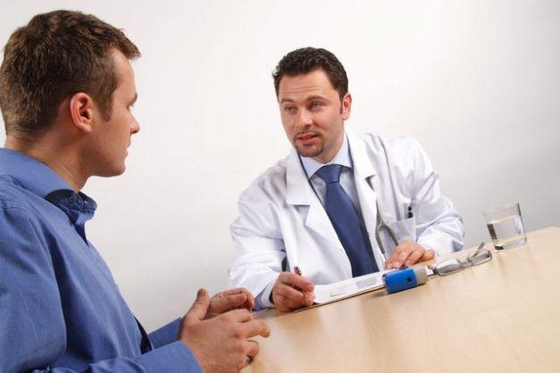 """Консультация доктора перед приемом препарата """"Простатилен"""""""