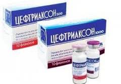 Лечение сифилиса цефтриаксоном