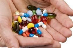 Возможное образование камней при приеме некоторых препаратов