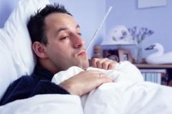 Озноб и температура при простатите