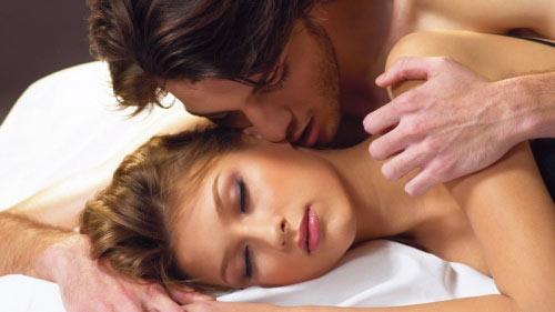Сексуальное влечение мужчины к женщине