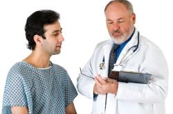 Прием у врача при подозрении на варикоцеле