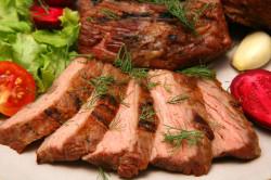 Мясные блюда для повышения уровня тестостерона