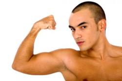 Мужчина с абсолютно здоровым организмом