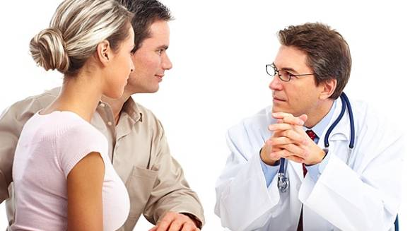 Консультация врача перед приемом препарата