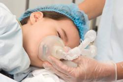 Общая анестезия перед операцией