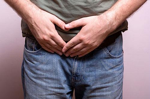 Проблемы с мочеиспусканием у мужчины