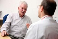 Профилактическое обследование мужчин старше 45 лет