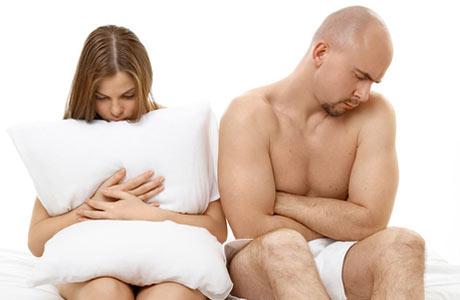 Снижение сексуальной функции у мужчин