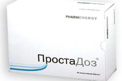 """Препарат """"ПростаДоз"""" для лечения простатита"""