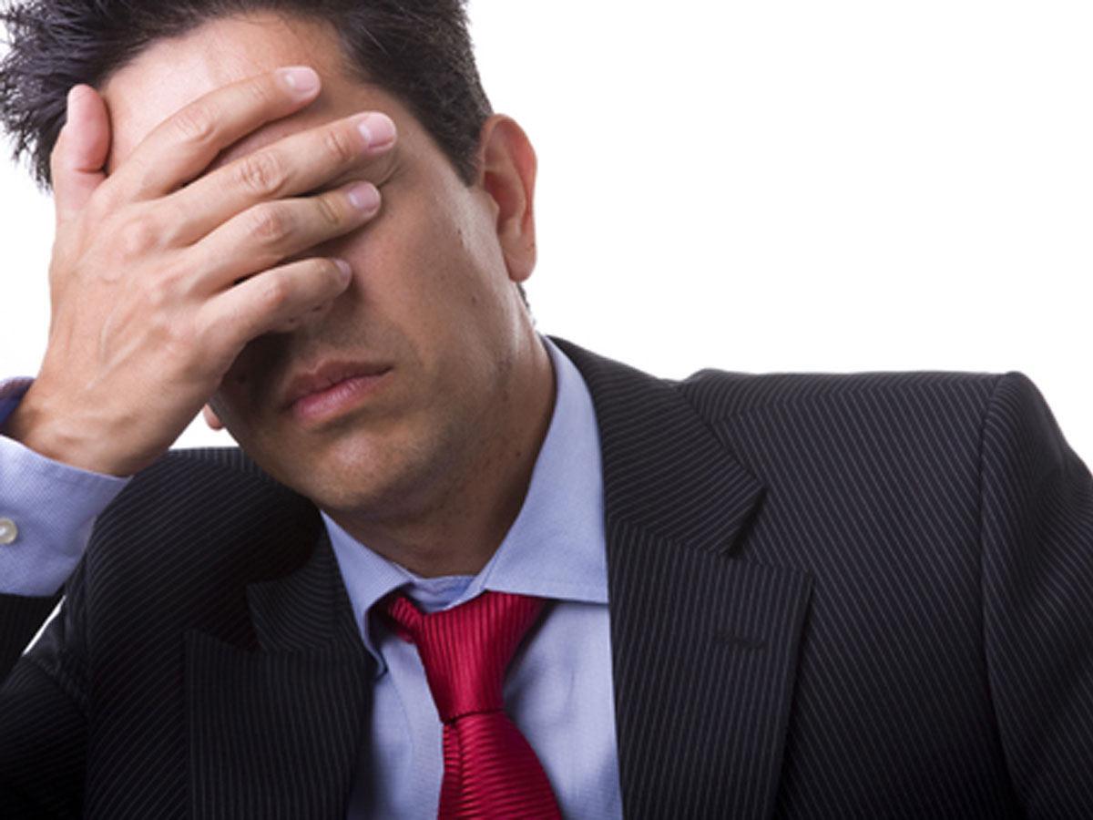 Психологические нагрузки у мужчин