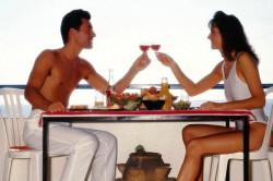Распитие алкоголя перед половым актом