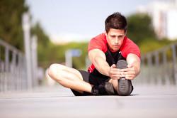 Разогрев мышц перед выполнением основных упражнений