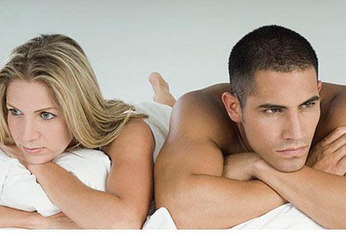 Проблемы со здоровьем у мужчины