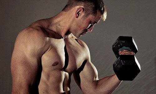 Самостоятельный рост мышц до 25 лет