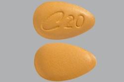 Максимальная суточная доза Сиалекса 20 милиграмм