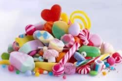 Большое количество сладостей, как причина жжение в заднем проходе