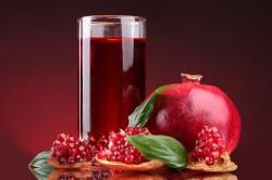 Гранатовый сок для потенции