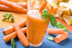 Ежедневное употребление морковного сока
