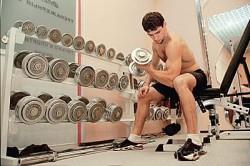 Спорт повышает уровень тестостерона