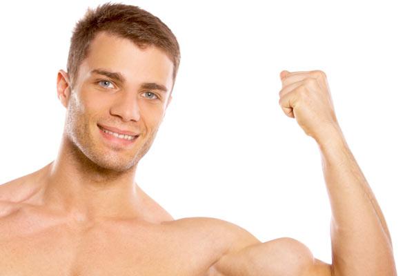 Нормальная выработка тестостерона у мужчины