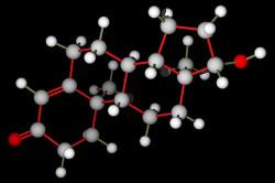 Молекулярное соединение тестостерона