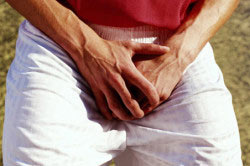Травмирование полового члена может привести к варикозу