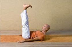 Упражнение для брюшных мышц живота