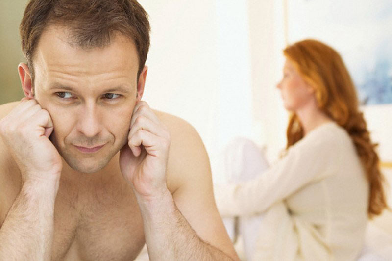 Проблемы с мужским здоровьем