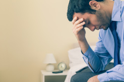 Недостаток витамина А в организме мужчины