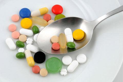Лечение потенции таблетками