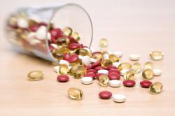 Лечение выпадения волос витаминами