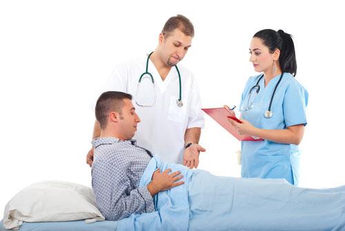 Принятие решение об оперативном лечении опухоли мочевого пузыря
