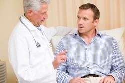 Обращение к врачу при появлении белых пятен на половом члене
