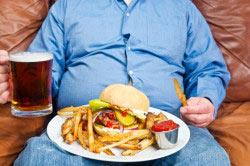 Жирная пища ухудшает спермограмму