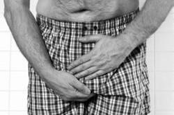 Зуд в области половых органов
