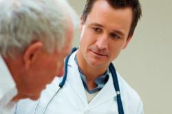 Консультация уролога при подозрении на заболевание простаты