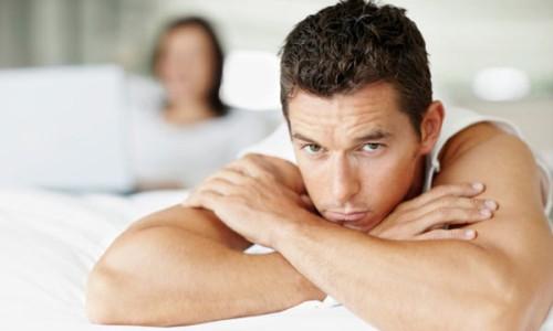 Проблемы у мужчин с налетом