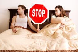 Введение ограничения в половую жизнь
