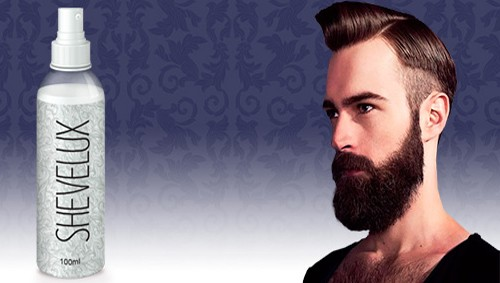 Спрей Shevelux для роста волос