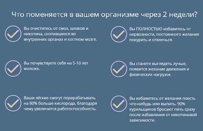 Препарат Табамекс от курения (капли нативные)