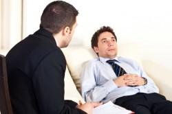 Обращение к психиатру