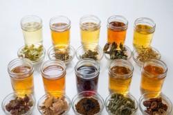 Отвары лекарственных трав
