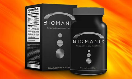 Препарат Biomanix для мужчин