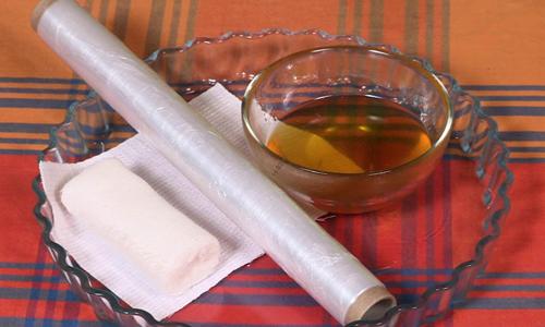 Масляные компрессы при простуде