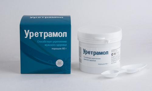 Натуральное средство Уретрамол