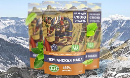 Порошок корня перуанской маки